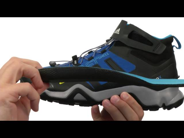 19dd67f40 adidas Outdoor Terrex Fastshell Mid SKU 8330238 - YouTube
