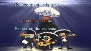 MATALAS Alejandro Fernandez karaoke
