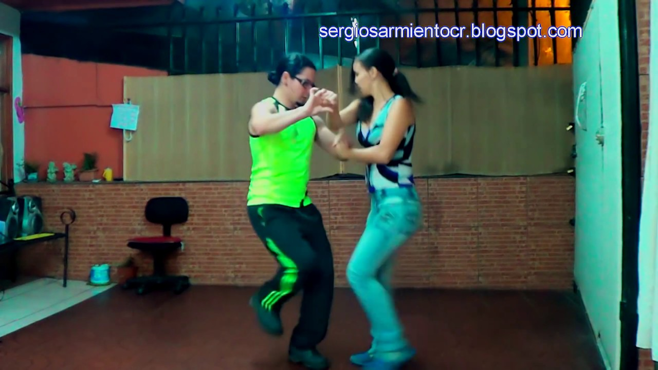 31 pasos de baile nudos y vueltas de cumbia en 4 minu