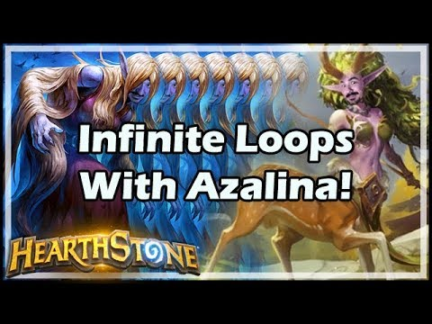 [Hearthstone] Infinite Loops With Azalina!