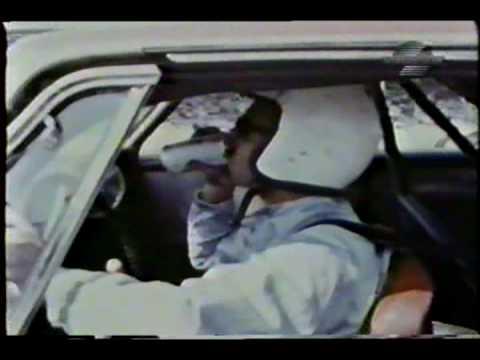 Vintage 1960's NASCAR Stock Car clips