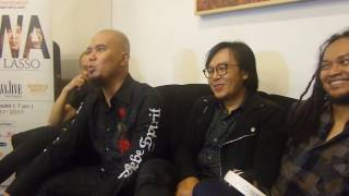 "Video ""Dewa 19 Reunion"" Siapkan ""Singel"" Baru download MP3, 3GP, MP4, WEBM, AVI, FLV Oktober 2017"