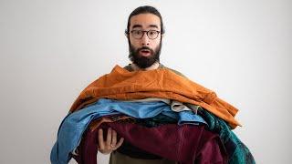 Extreme Closet Cleanout | Marie Kondo My Wardrobe