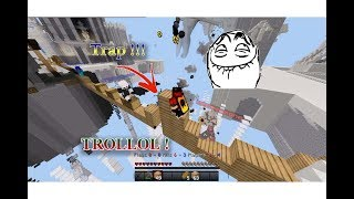 [ Minecraft ] Capture The flag TROLLING MONTAGE :D