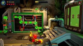 Playing the LEGO Batman 3: Beyond Gotham demo