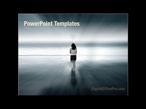 Teenage Problems PowerPoint Template Backgrounds DigitalOfficePro 08831 YouTube
