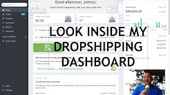 Dropshipping: Inside My Shopify Dashboard