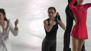 Alina Zagitova Russian Nationals 2019 EXF