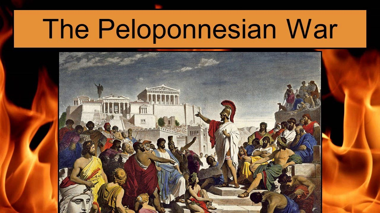 Image result for Peloponnesian War youtube