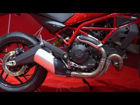 [VMCS 2017] Ducati Monster 797 - chiếc nakedbike nhỏ giá 387tr, thích hợp cho người mới