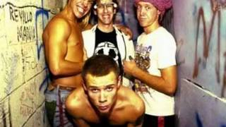 Chili Peppers - Heard It On The X (ZZ Top)