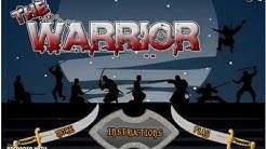 THE WARRIOR - flash game of  SantaBanta