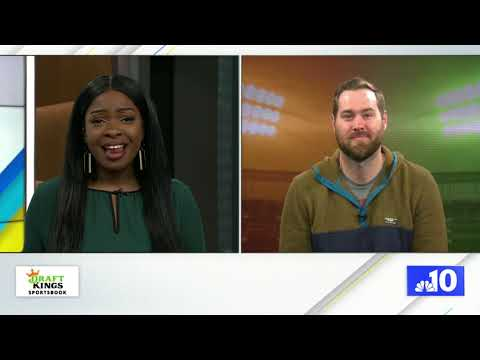 DraftKings Breaks Down the Eagles, Patriots Re-Match | NBC10's Philly Live