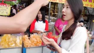 号称世界最大的泰国露天市场,美女如云看花眼,商品不及大浙江!