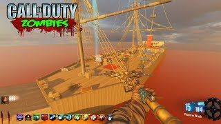 PIRATE SHIP ZOMBIES OMG!!! - BLACK OPS 3 CUSTOM ZOMBIES PIRATES! (BO3 Zombies)