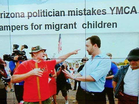 Headlines at 8:30: Arizona politician mistakes YMCA campers for migrant children