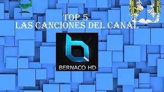 top-musica-del-canal