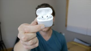 AirPods Review: Fantastic for Everyday Use but One Issue for Creators