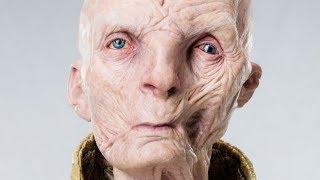 Rumored Rise Of Skywalker Leak Believed To Reveal Snoke's True Origin