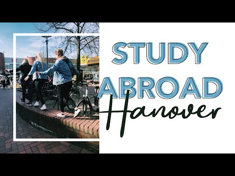 STUDY ABROAD // GERMANY // HELLO, HANNOVER!