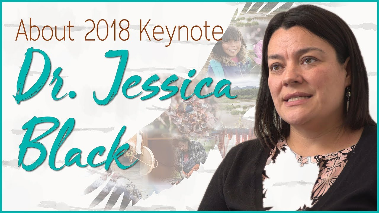 Summer Conference Keynoted By Jessica >> About Dr Jessica Black Tcc 2018 Keynote Speaker Youtube