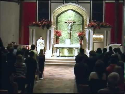 Mass of St  Ann Gloria