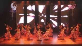 ALUMNAS LUNA DANCE NIVEL INICIACIÓN-SHOW ARABELLO-DANZAS ÁRABES PERÚ
