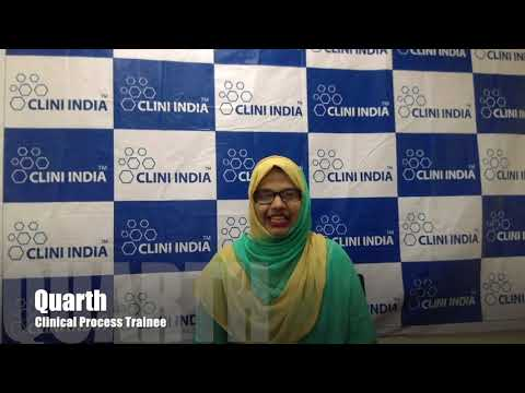 Clinical Research Training institute | Clini India