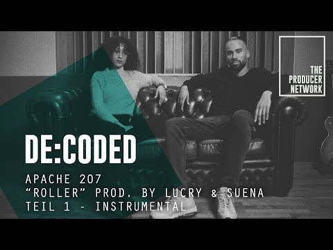 "De:Coded – Apache 207 ""Roller"" (prod. Lucry & Suena) – Beat & Instrumental 