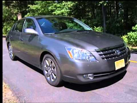 2005-2009 Toyota Avalon Pre-Owned Vehicle Review