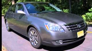 2005-2009 Toyota Avalon Pre-Owned Vehicle Review(, 2015-05-29T05:49:35.000Z)