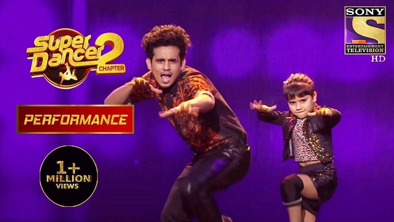 Download Vaishnavi और Manan का Entertaining Dance Performance | Super Dancer 2