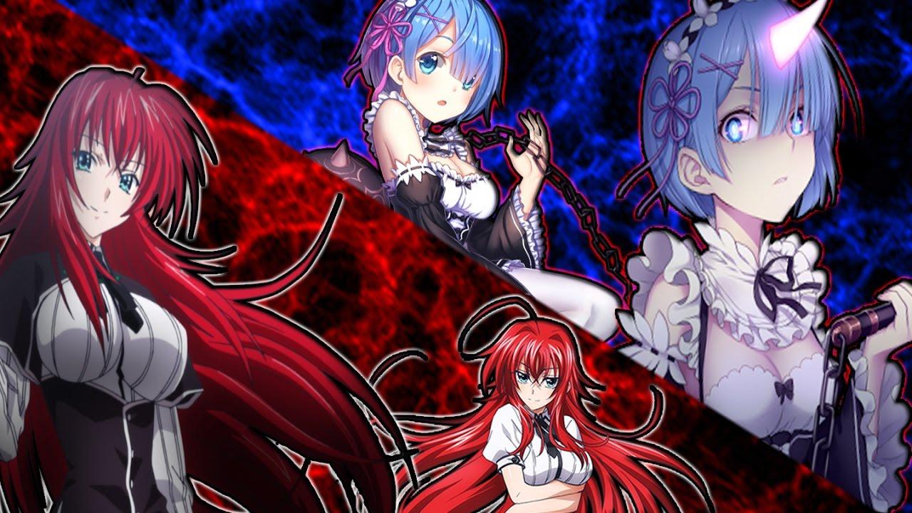 Nombres De Demonios Anime: 10 ANIMES ANJOS E DEMONIOS