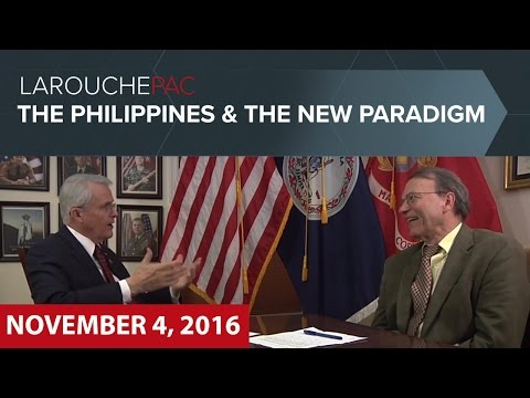 Senator Richard Black on the Philippines War on Drugs