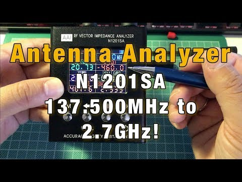 Test Your Antennas - Antenna Analyzer [Video] - Ham Radio Reviews