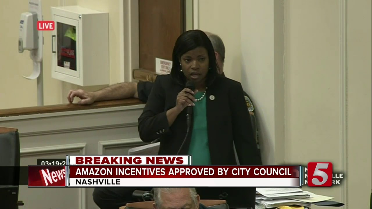 Metro Council approves more than $17 million in Amazon