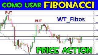 Forex y CFDs - Price Action - Cómo usar el FIBONACCI (MetaTrader 4)