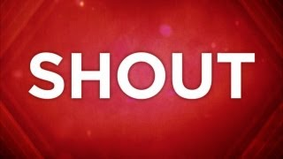 Shout for Joy by Lincoln Brewster and Paul Baloche - Lyric Video
