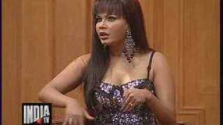 Rakhi Sawant, The Swayamvar Girl, in Aap Ki Adalat (Part 4) - India TV