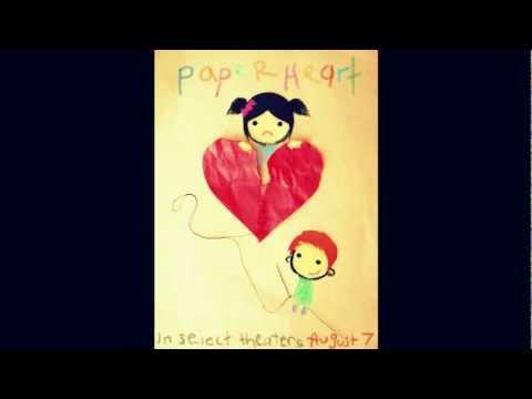 Charlyne Yi-Magic Perfume (Paper Heart) ♥