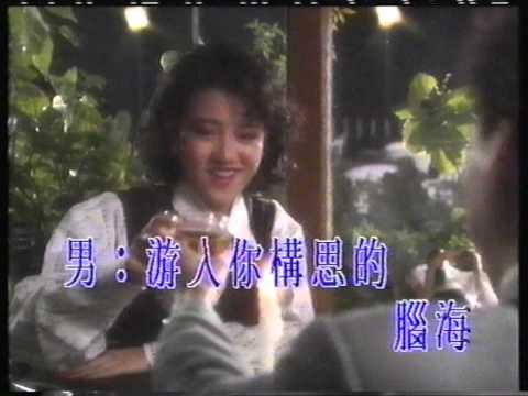 90s(?) japanese easy-listening karaoke VHS with pretty footage in slow motion