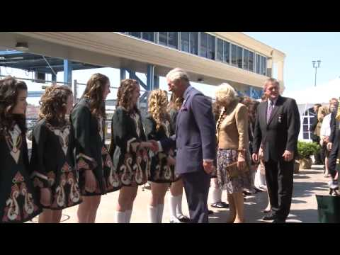 2012 Royal Tour - Day 2, Monday, May 21, 2012 - Saint John, New Brunswick