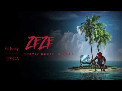 Kodak Black - ZEZE [REMIX][MASHUP][NO KODAK BLACK] (feat. Travis Scott & Offset & Tyga & G-Eazy)