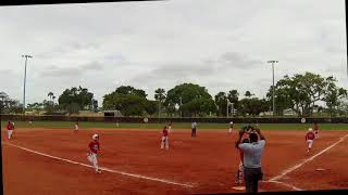 I AM BASEBALL vs Team Miami 1 28 18