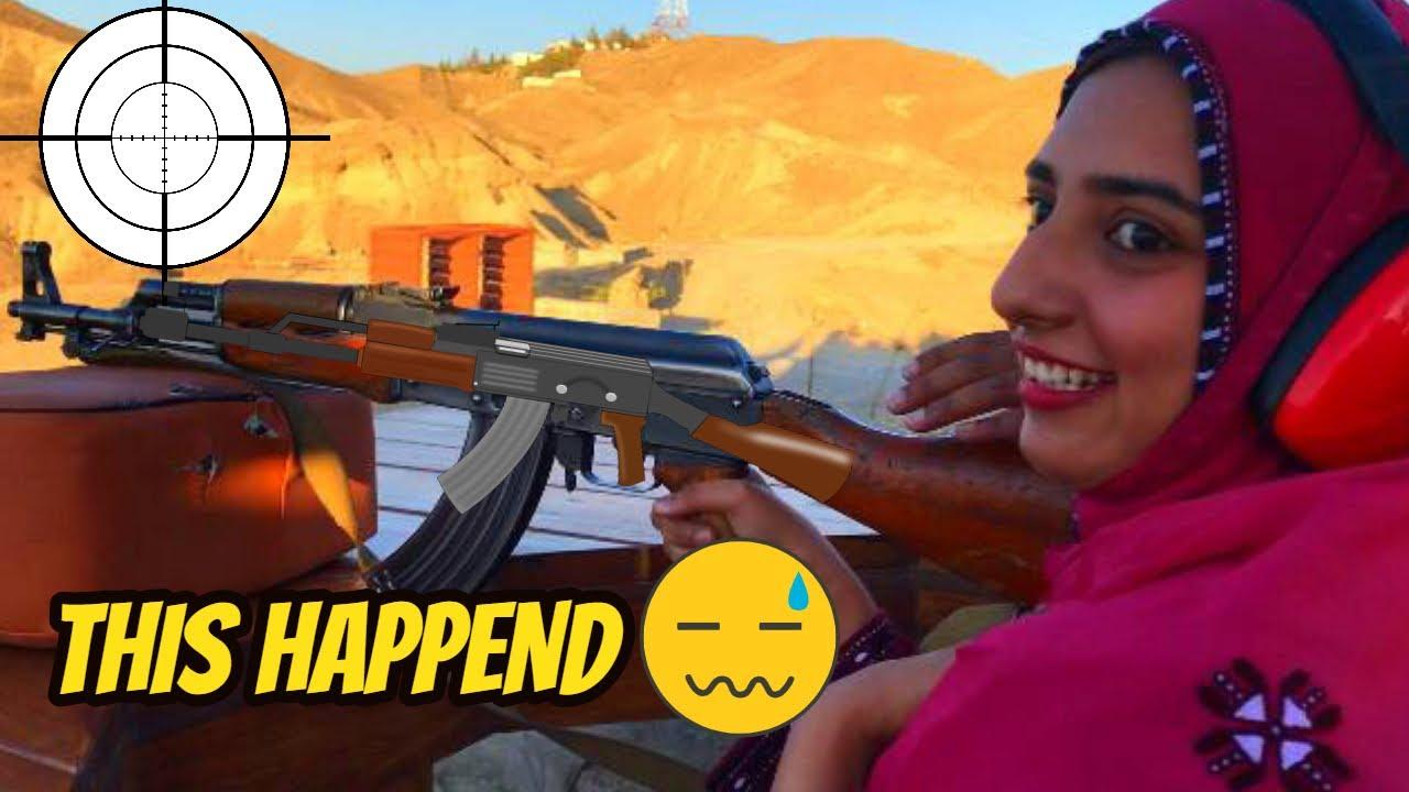 PLAYING WITH AK47 ||  VLOGGERS vs AK47