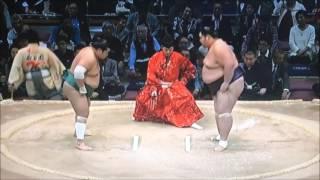 平成28年大相撲九州場所千秋楽 11月27日 Sumo -Kyushu Basho.