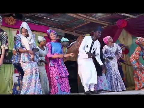 GWANJA----Nigerian Hausa Fulani Girls Dancing