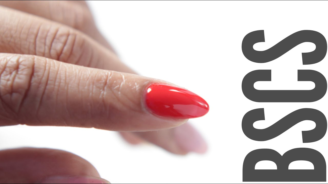 BSCS | Perfect Gel Nails for Beginners - YouTube