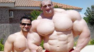 Top 10 People Who Took Body Building Too Far
