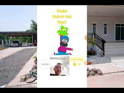 Hướng dẫn cách tải phần mềm học tiếng Anh Duolingo  //Trần Lê Minh